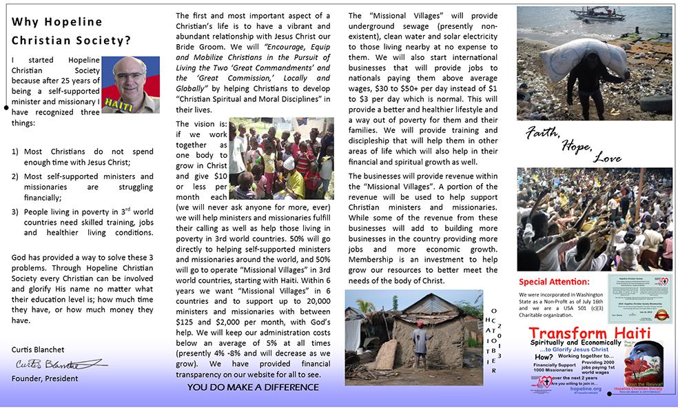 Transform Haiti Toolbox